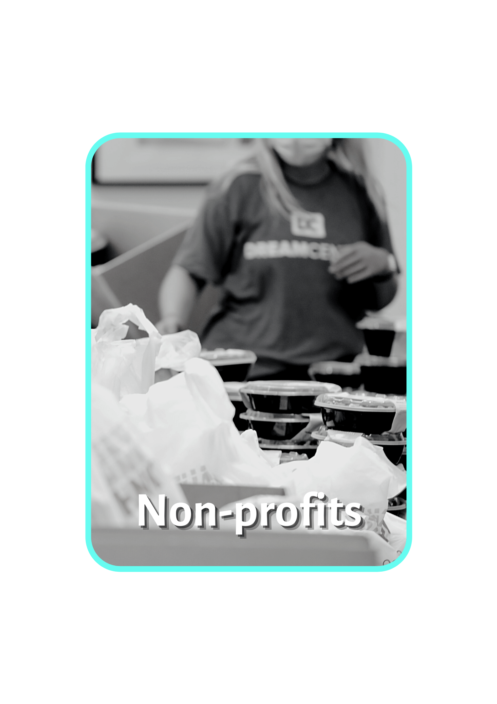 The Backstage App For Non-Profits